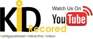 KIDレコード公式Youtubeチャンネル